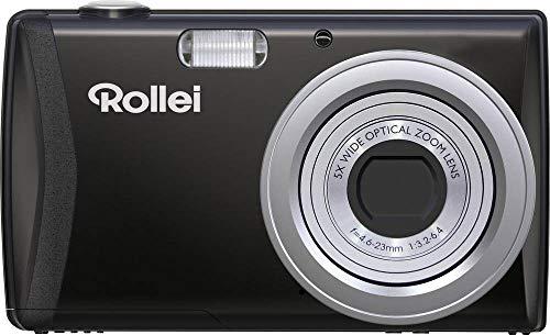 Rollei Compactline 850 Digitalkamera 20 Megapixel Opt. Zoom: 5 x Schwarz