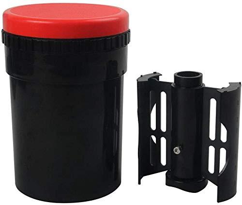 """白黒カラーフィルム処理装置用の4x5スパイラルリールを備えたDarkroomコンパクト現像タンク4x5""""大判カメラアクセサリー"""