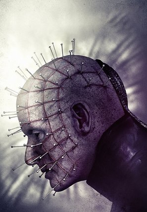 Import Posters Hellraiser : Judgement – U.S Textless Movie Wall Poster Print - 30CM X 43CM