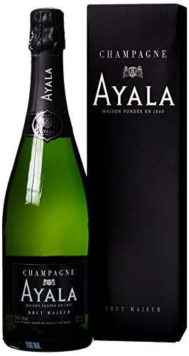 Champagne Ayala Brut Majeur in Geschenkverpackung (1 x 0.75 l)