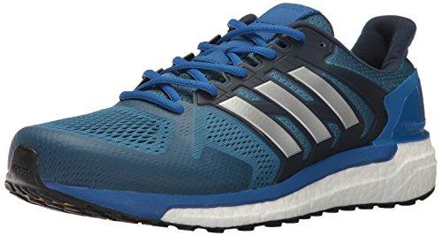 adidas Performance Supernova ST zapatillas de running para hombre, Azul (azul, plateado metálico, (Core Blue/Metallic Silver/Blue)), 7 D(M) US