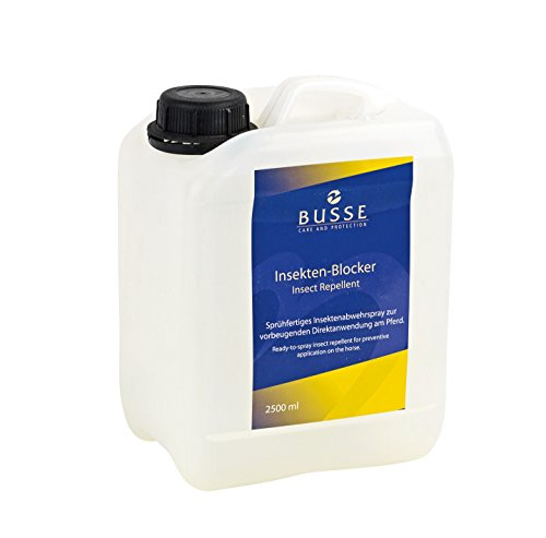 Busse Anti-Fliegen-Spray INSEKTEN-BLOCKER, 750, neutral, 750