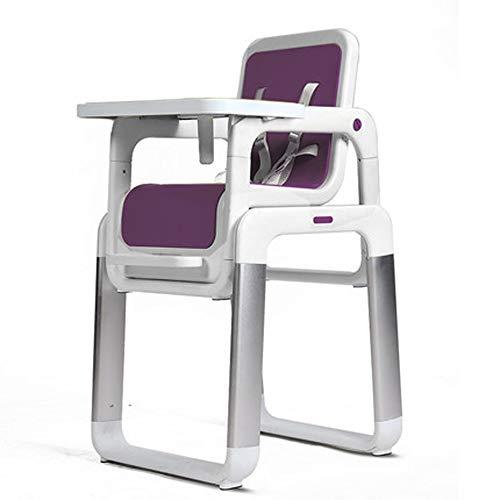 MASODHDFX Split kinderstoel metalen babyvoeding stoel draagbare baby eettafel PP stoel aparte babyvoeding stoel