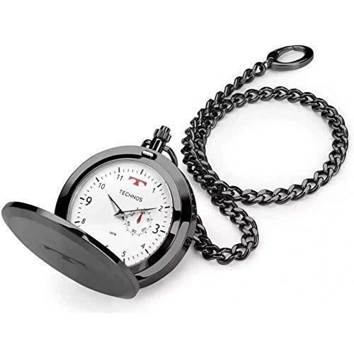 Relógio de Bolso Technos Ref: 1l45bc/4b Grafite