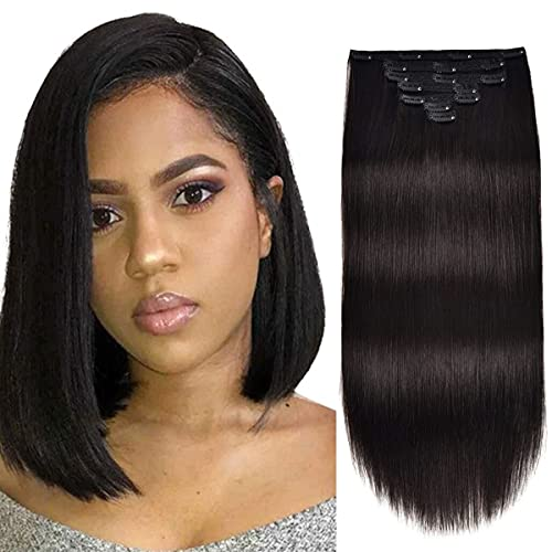 Clip In Extensions Human Hair,Doubl…