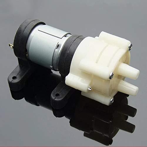 UG LAND INDIA DC Pumping Motor Water Priming Pump Spray DC 12V Mini Water Pump High Flow