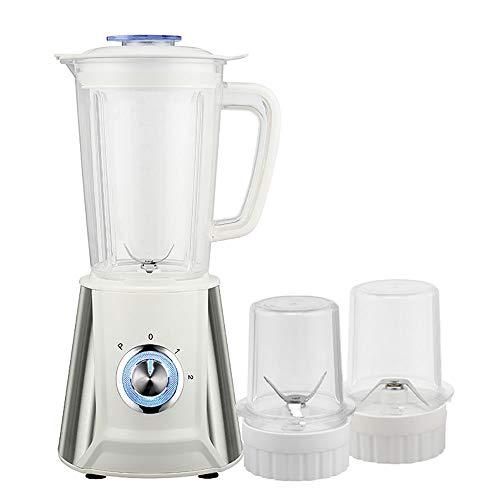 RISTARWH Exprimidor electrico Multifuncional para el hogar máquina de Cocina trituradora trituradora...