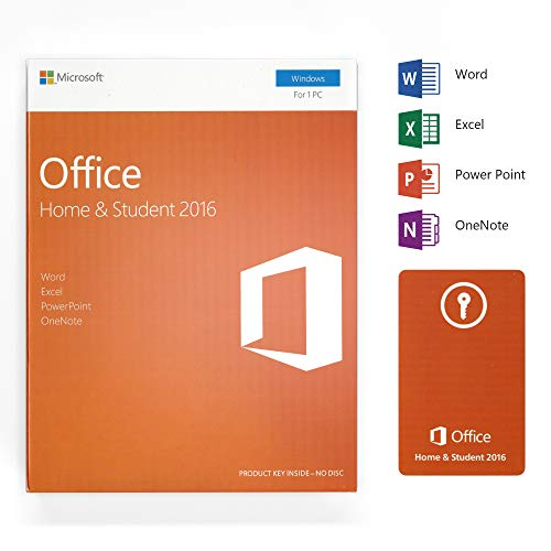 Office 2016 Home and Student Eng...