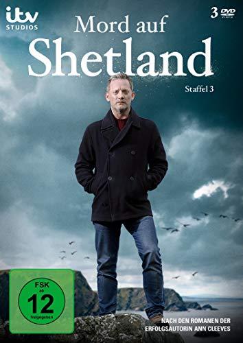 Mord auf Shetland - Staffel 3 [3 DVDs]