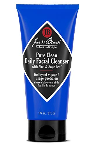 Jack Black - Pure Clean Daily Facial Cleanser, 6 Fl Oz