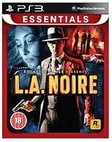 L. A. Noire - (Essentials) (PS3) (輸入版)