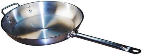Winware Stainless Steel 9.5 Inch Fry Pan
