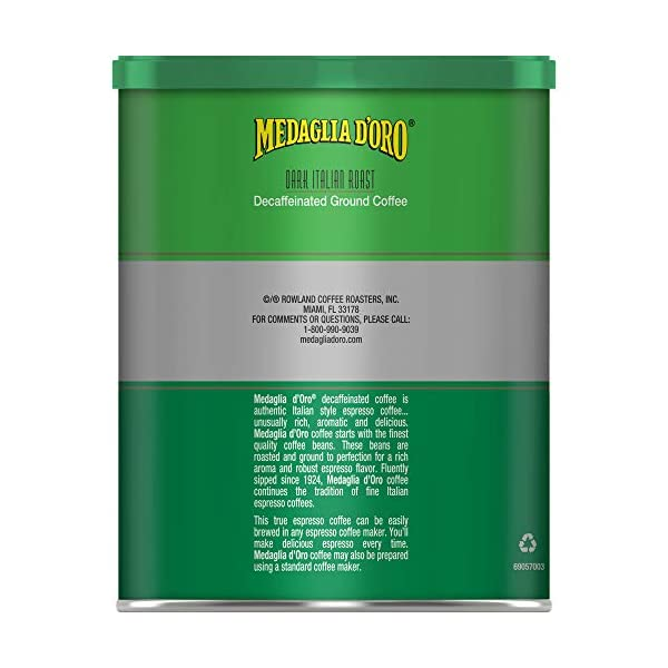 Medaglia DOro Italian Roast Espresso