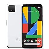 Google Pixel 4 14,5 cm (5.7') 6 GB 64 GB Bianco 2800 mAh Pixel 4, 14,5 cm (5.7'), 1080 x 2280 Pixel, 6 GB, 64 GB, 16 MP, Bianco
