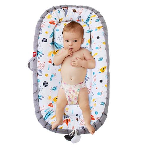 Yinuoday Baby Nest für Neugeborene Und Babys Baby Pod Baby Stubenwagen Tragbare Baby Liege Säugling Co-Schlafen