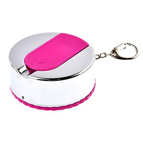 Quantum Abacus Mini cenicero/Cenicero Bolsillo/Cenicero
