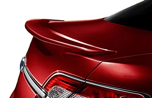 Accent Spoilers - Spoiler for a Ford Taurus Factory Style Spoiler-Red Candy Pearl Tricoat Paint Code: RZ