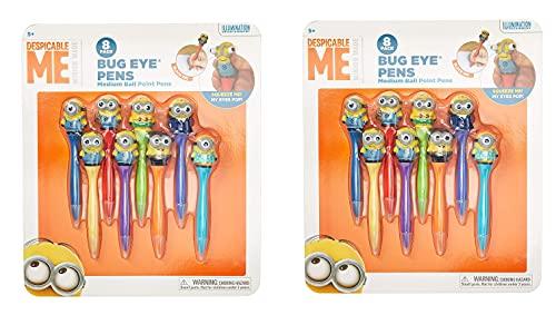 Inkology Bug Eye Minion Pen,...