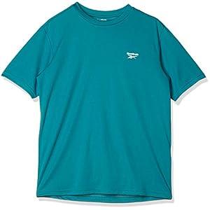 [リーボック] PEメッシュ UVTシャツ メンズ 420760 GN 日本 LL (日本サイズXL相当)
