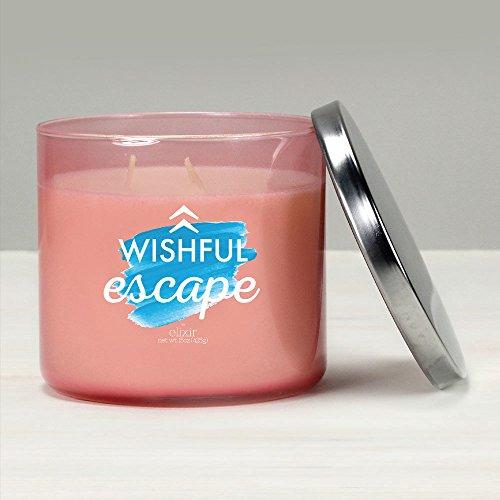 GOOSE CREEK Elixir Bougie parfumée 3 mèches Wishful Escape 425 g