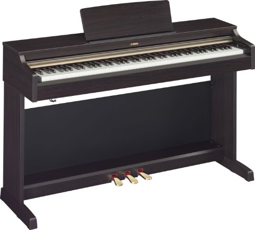 Yamaha Arius YDP162R Traditional Console Style Digital Piano with Bench, Rosewood (OLD MODEL)