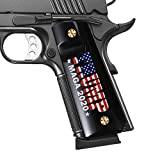 Cool Hand 1911 Grips with 2020 Trump, Full Size (Government/Commander), Screws Included, A...