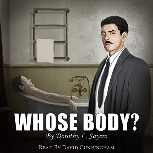 Whose Body? audiobook cover art