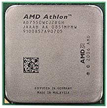 AMD Athlon X2 7550 2.5GHz 2MB Socket AM2+ Dual-Core CPU