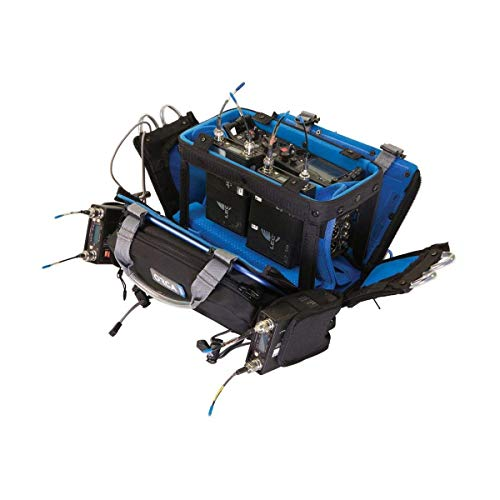Orca OR-30 Audio Bag/Mixer Bag for Small Audio Mixers