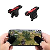 ☑️Pubg Mobile Controller : PUBG Mobile game controller will take your gaming skills to the next level, simulating a game controller experience. You can aim and shoot all at the same time! ☑️Designed for games on android, PUBG, Fortnite, Knives Out, R...