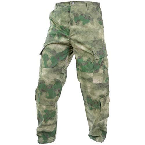 MFH ACU Pantalons de Combat Ripstop HDT Camo FG Taille L