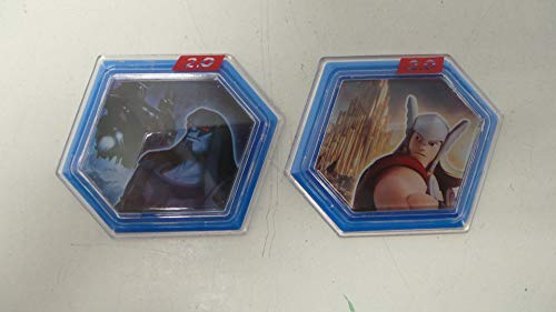 Disney Disney Infinity 2.0 : Toy Box Game Discs Marvel Super Heroes Console de Jeu Figurine