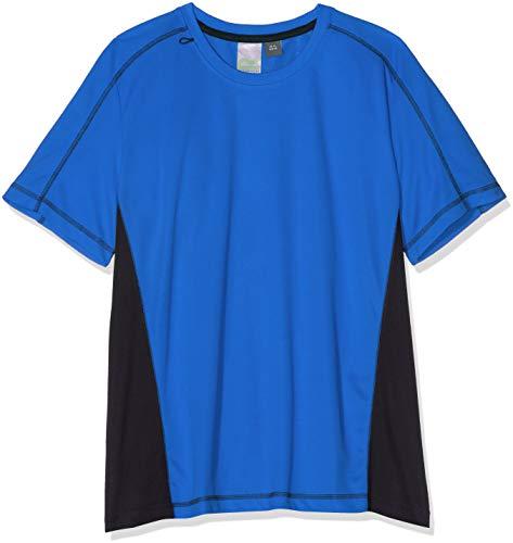 Regatta Herren T-Shirt Beijing, Blau (Oxford Blue/Navy 352), X-Large (Herstellergröße: XL)