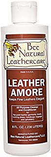 bee natural leather amore