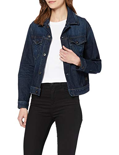 G-STAR RAW dames 3301 Straight Denim C jas