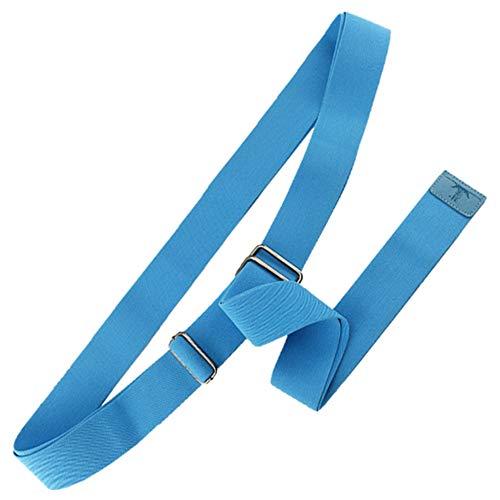 XDXDO Lumbar Support Belt Corrigeert ruggengraat Ergonomische Weerstand Bands,Oefening En Fysieke Therapie Riem voor Rehab, Pilates, Dans En Gymnastiek
