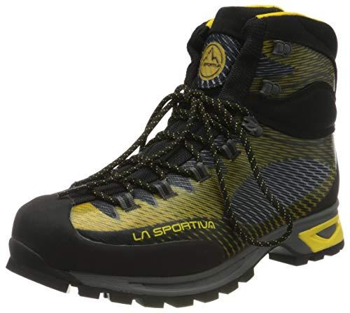 LA SPORTIVA Trango TRK GTX Yellow/Black, Scarpe da Montagna Unisex-Adulto, 43.5 EU