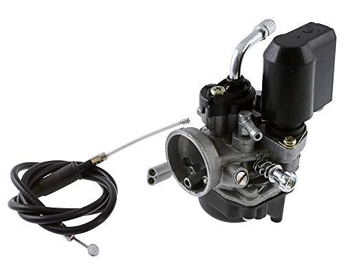 2EXTREME 17,5mm Vergaser mit E-Choke für APRILIA Mojito Custom 50, Rally 50 AC/LC, SR50