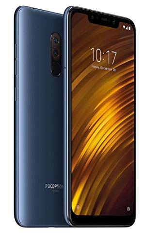 Celular Xiaomi Pocophone F1 Dual 128 GB - Azul