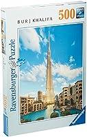 Ravensburger Burj Khalifa Dubai 500 Pieces Puzzle