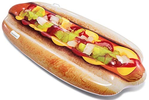 Unbekannt Float ''Hotdog'' 180x89cm