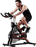 JHSHENGSHI Equipo de Gimnasia Equipo de Gimnasia silencioso Interior && Secret Homecycle Bike Fitness Training Set