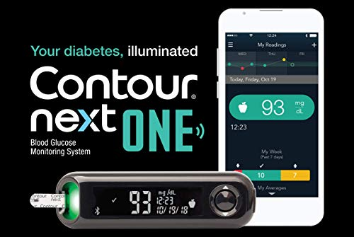 buy  The CONTOUR NEXT ONE Blood Glucose Monitoring ... Blood Glucose Monitors