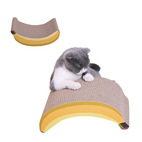 Sprichic - Alfombrilla para rascar gato reversible para rascar o gato