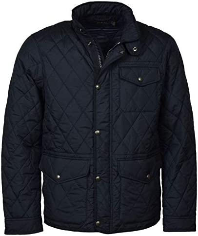 Ralph Lauren Polo Mens Quilted Jacket XX Large Navy product image