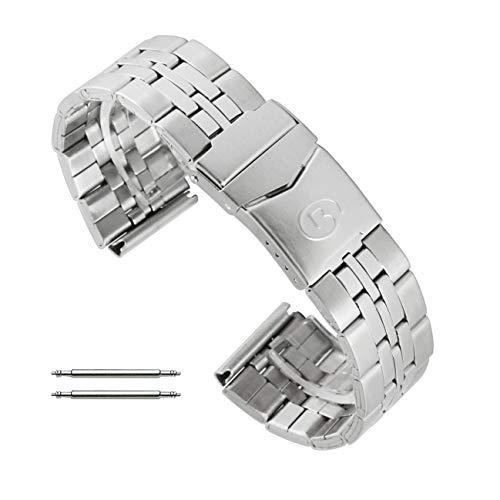Vostok Komandirskie & Amphibian Genuine Bracelet (22mm: 110 Amphibian)