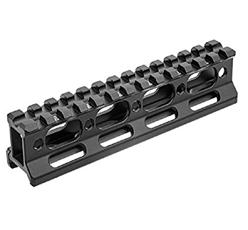 UTG Super Slim Picatinny Riser Mount 1quot Height 13 Slots