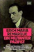 Ein militanter Pazifist: Texte und Interviews 1929-1966 346202325X Book Cover