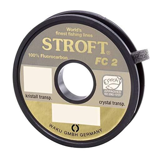 0.260mm 7.00kg Schnur STROFT LS Monofile 100m
