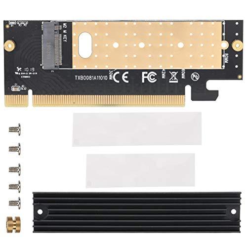 Interfaz SSD de Tarjeta Vertical compacta M.2 a PCIE3.0 para computadora